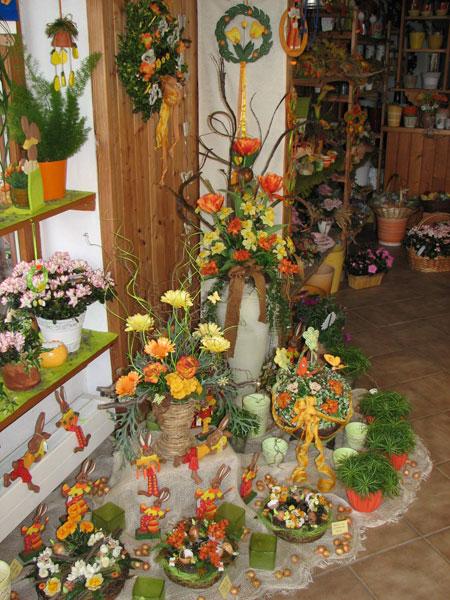 gaertnerei und floristik blumenstein fruehlings und